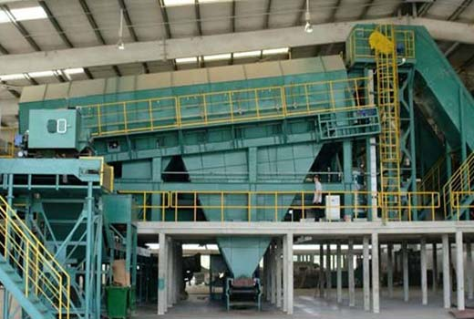 MSW Recycling System