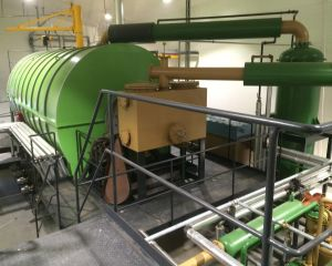 Plastic to Diesel Oil Plant in Finland