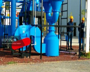 Waste Tyre to Diesel Oil Pyrolysis Plant in Mexico