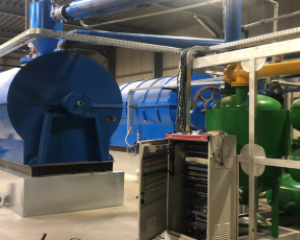 Latest Installation Progresses for Pyrolysis Machines