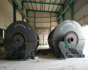 Waste Tyre Pyrolysis Plants in Jordan