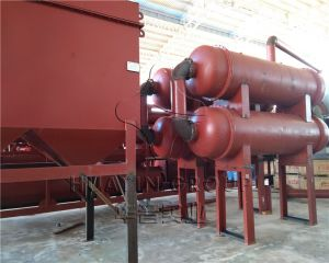 Oil Sludge Process Plant in Indonesia