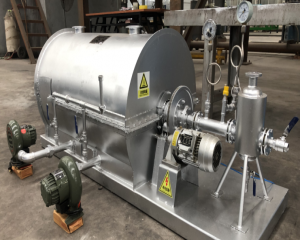 Russian Client Ordered 10kg Small Pyrolysis Machine