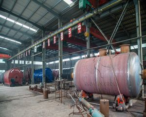 Huayin Waste Pyrolysis Project