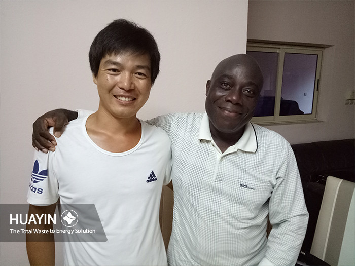 Huayin engineer