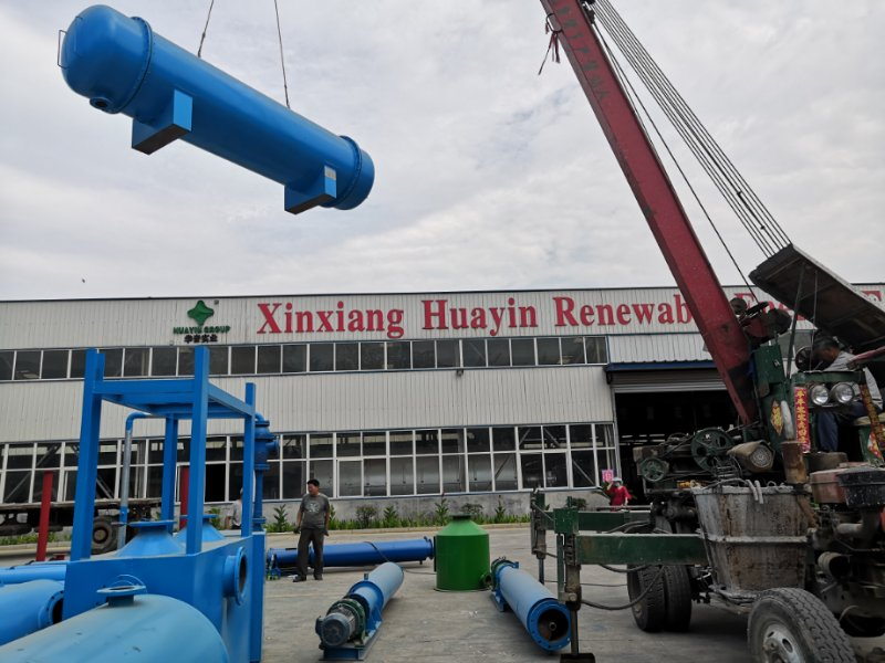 Huayin Renewable Energy Equipment Co., Ltd